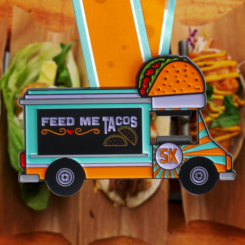 Feed Me Tacos 5K - Virtual Run Fun Run