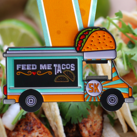 Image of Feed Me Tacos 5K - VirtualRun.com