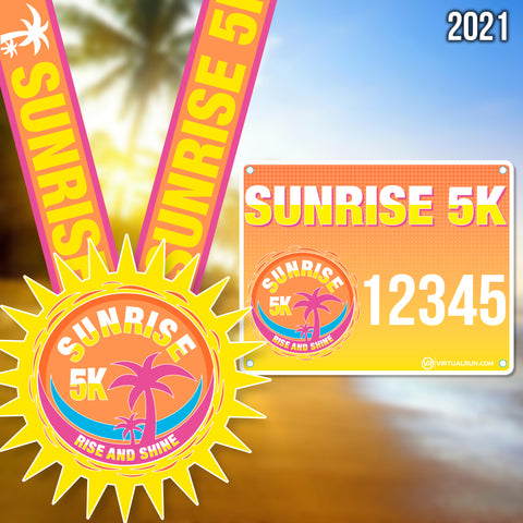 The Sunrise 5k