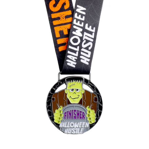 Halloween Hustle 5K - Limited Edition - VirtualRun