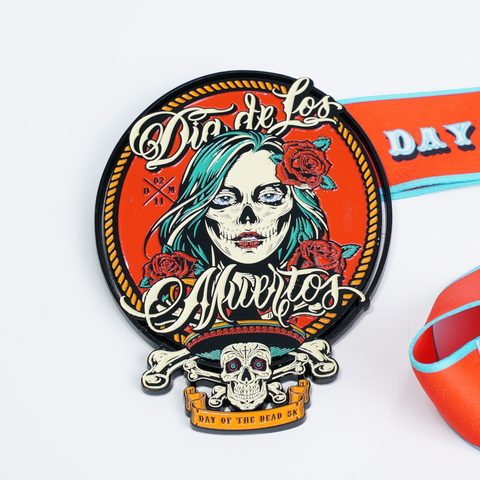 Image of Día de Los Muertos / Day of The Dead 5K - VirtualRun