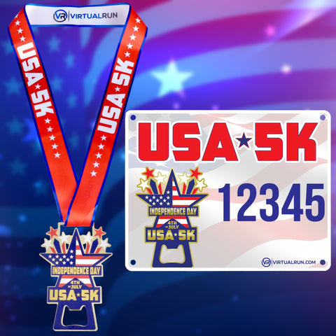 Independence Day USA 5K