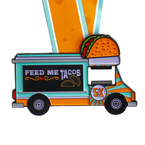 Image of Feed Me Tacos 5K - Collector's Edition - VirtualRun