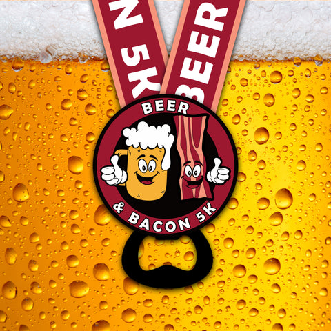 2021 Beer and Bacon 5k!