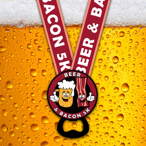 Image of 2021 Beer and Bacon 5k!
