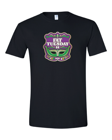 2021 Fat Tuesday Event Shirt