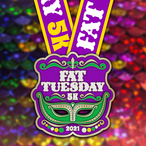 Image of Fat Tuesday 5k!