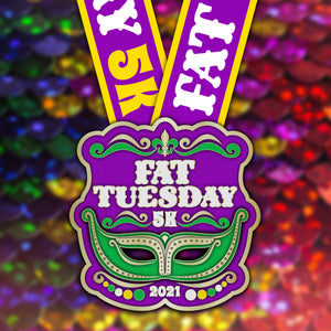 Fat Tuesday 5k!