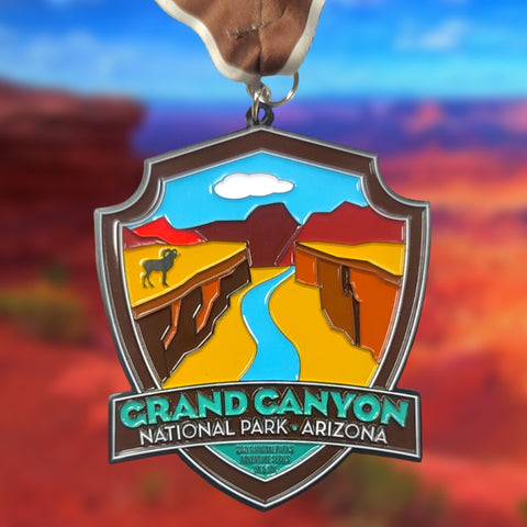 Grand Canyon 5K or 10k
