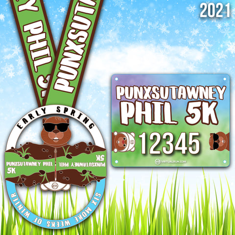 Image of Punxsutawney Phil 5k!