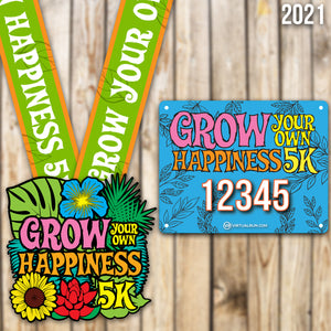 Grow Your Own Happiness 5k