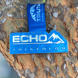 Echo TRIATHLON - Swim, Bike, Run!