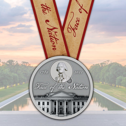 Image of Face of the Nation 5k and 10k (Race 3: Jefferson)