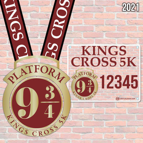 Image of Kings Cross 5k!