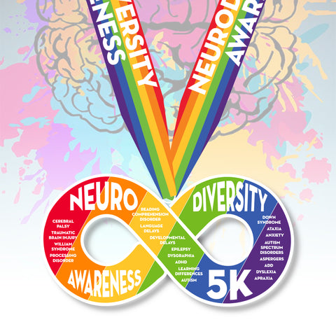 Neurodiversity awareness 5K
