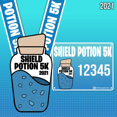 Shield Potion 5k!