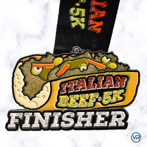 Image of Italian Beef 5K - Limited Edition - VirtualRun