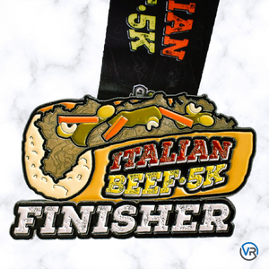 Italian Beef 5K - Limited Edition - VirtualRun