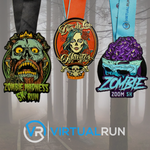 The Living Dead Package - Three Medal Set