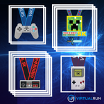The Video Game Package - Four Medal Set
