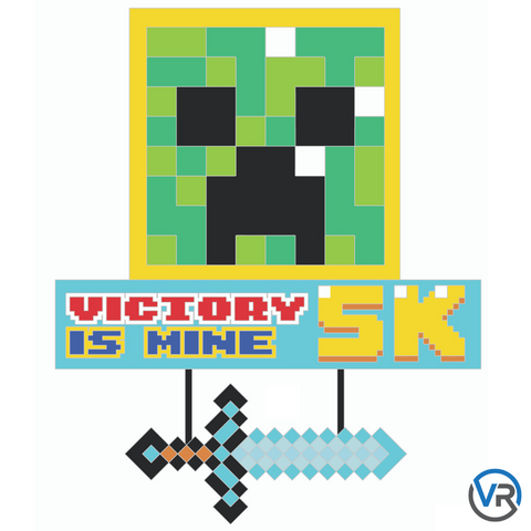 Image of Victory Is Mine 5K - For Video Game Lovers - VirtualRun