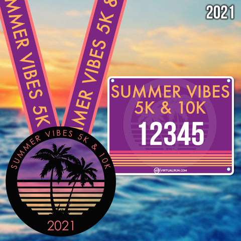 Image of Summer Vibes 5k or 10k
