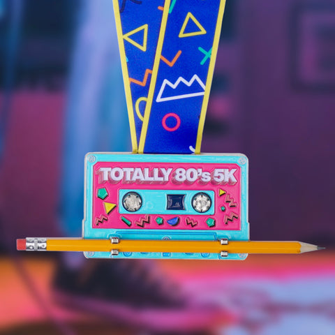Totally 80's 5K - Limited Edition