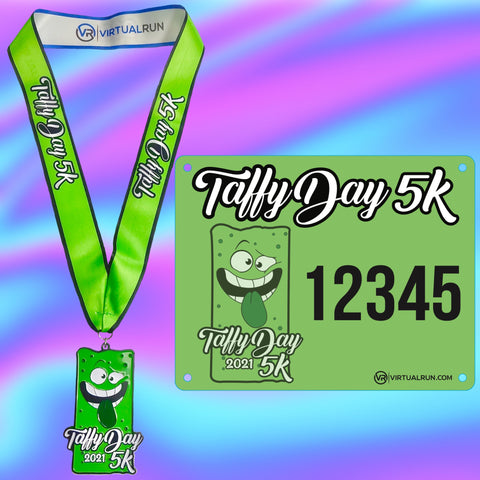 Image of Taffy Day 5K