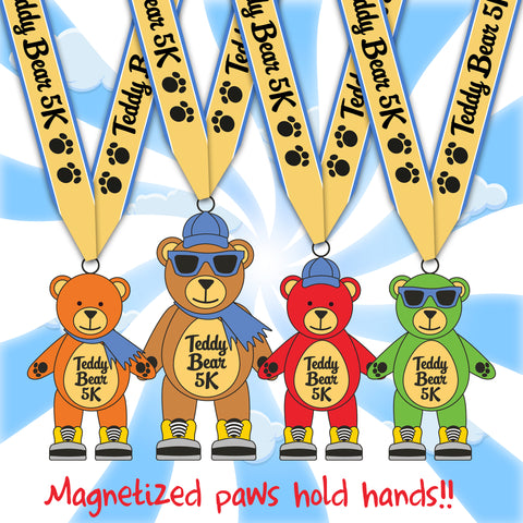 Image of Teddy Bear 5k!