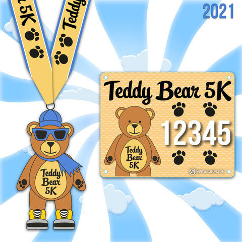 Teddy Bear 5k!