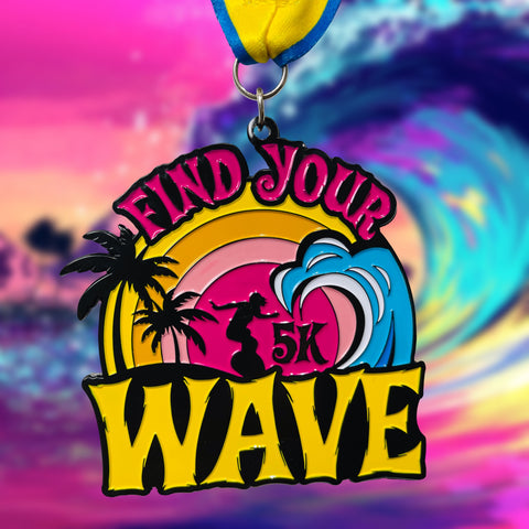Find Your Wave 5k