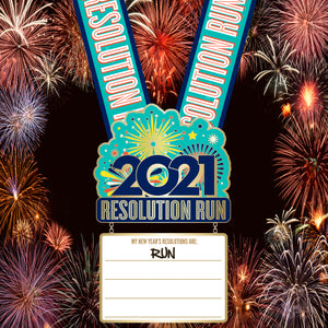 2021 Resolution Run!