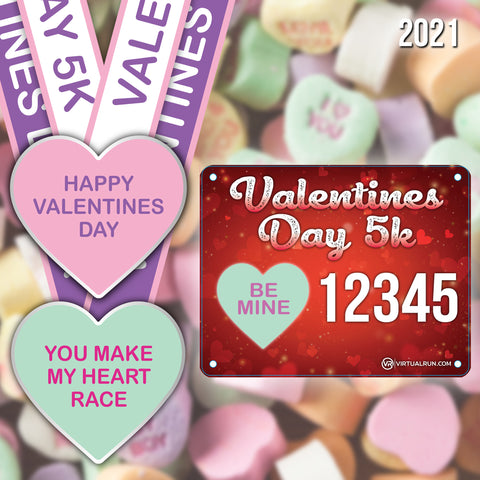 Image of Valentines Day 5k! - VirtualRun