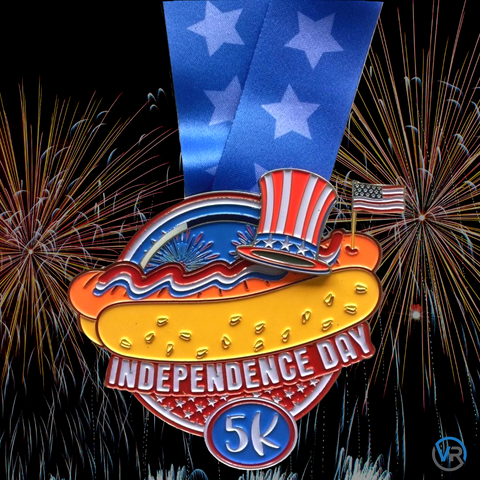 Image of Independence Day 5K - Limited Edition - VirtualRun