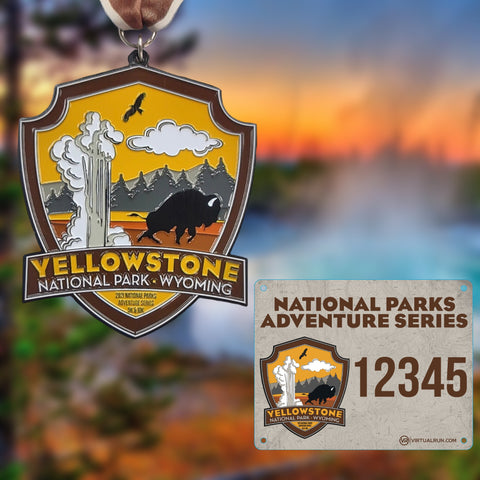 Yellowstone 5K and 10k