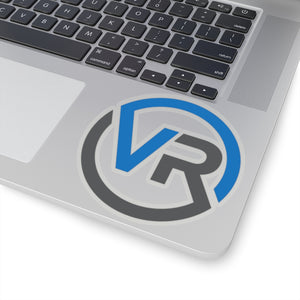 Virtual Run Icon Stickers - VirtualRun.com - Paper products