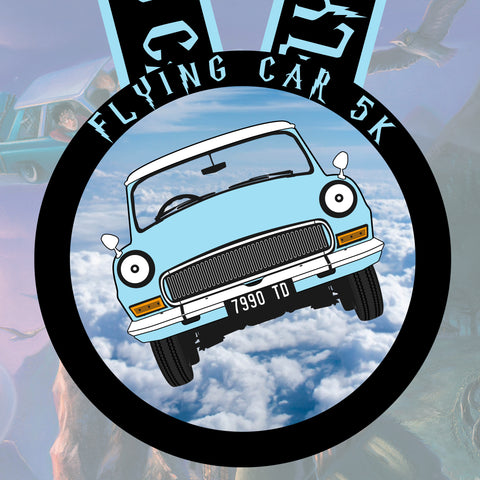 Image of The Flying Car 5k!