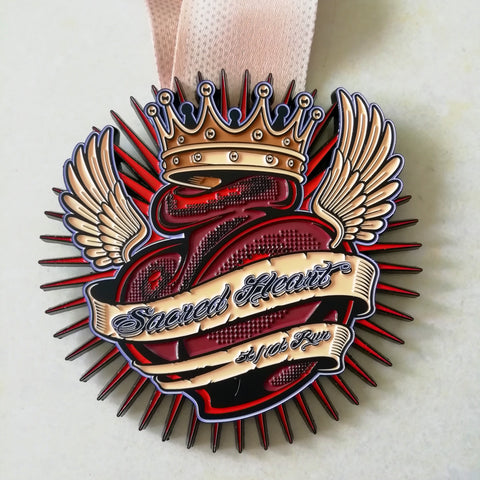 Image of Sacred Heart 5K/10K - Limited Edition - VirtualRun