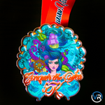 "Conquer the Sea 5K - Limited Collectors Edition [5"" Medal]"