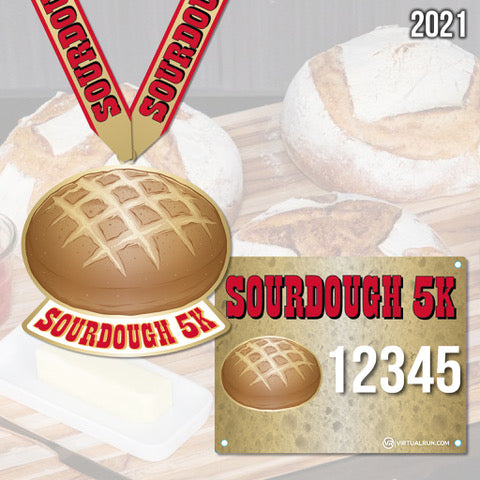 Sourdough 5k!