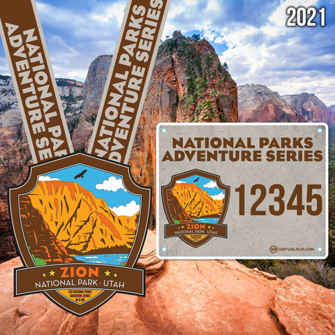 Zion 5K and 10k