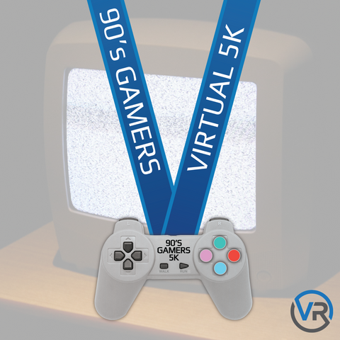Retro Gamers Package - Three Medal Set - VirtualRun