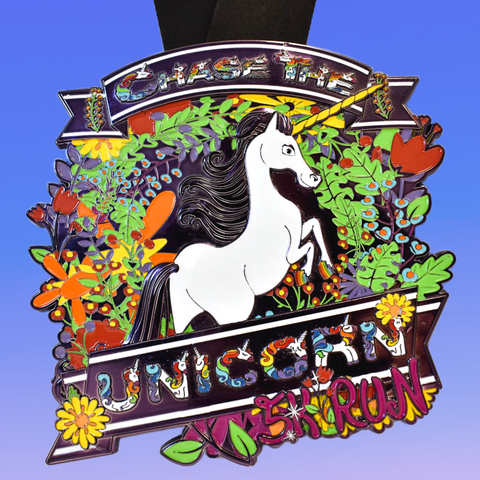 Chase The Unicorn 5K - Limited Edition