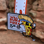 Run 4 Pizza, Pizza 5K, Pizza, 5K, Running, What is a virtual run,