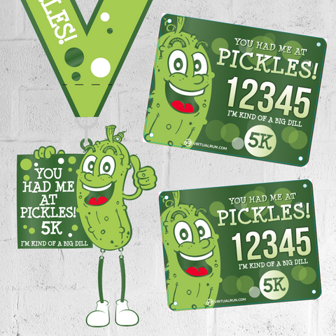 You Had Me At Pickles 5K - VirtualRun