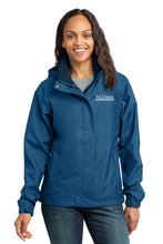 Load image into Gallery viewer, Ladies Rain Jacket