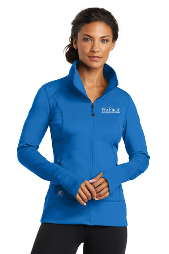 Ladies Fulcrum Full-Zip