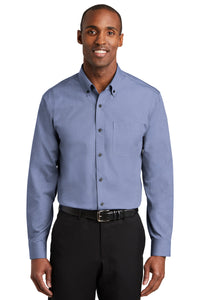 Nailhead Non-Iron Shirt