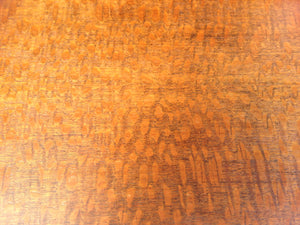 Silky Oak Revived Dresser