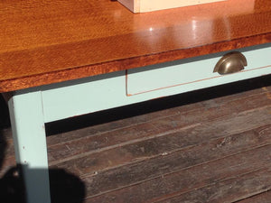 Silky Oak Revived Coffee Table